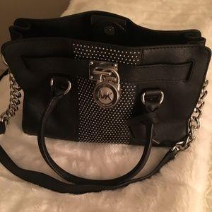Cute Studded Michael Kors Bag